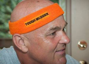 When I say I like working hard and getting results, I mean it. I earned this sweatband completing the 2011 Tough Mudder.